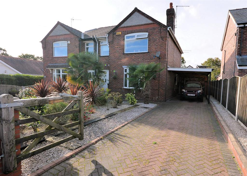 3 Bedrooms Semi Detached House for sale in Clifton Road, Elworth