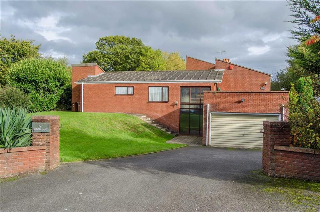 5 Bedrooms Detached House for sale in Wood Lane, Hawarden, Flintshire, Deeside, Flintshire