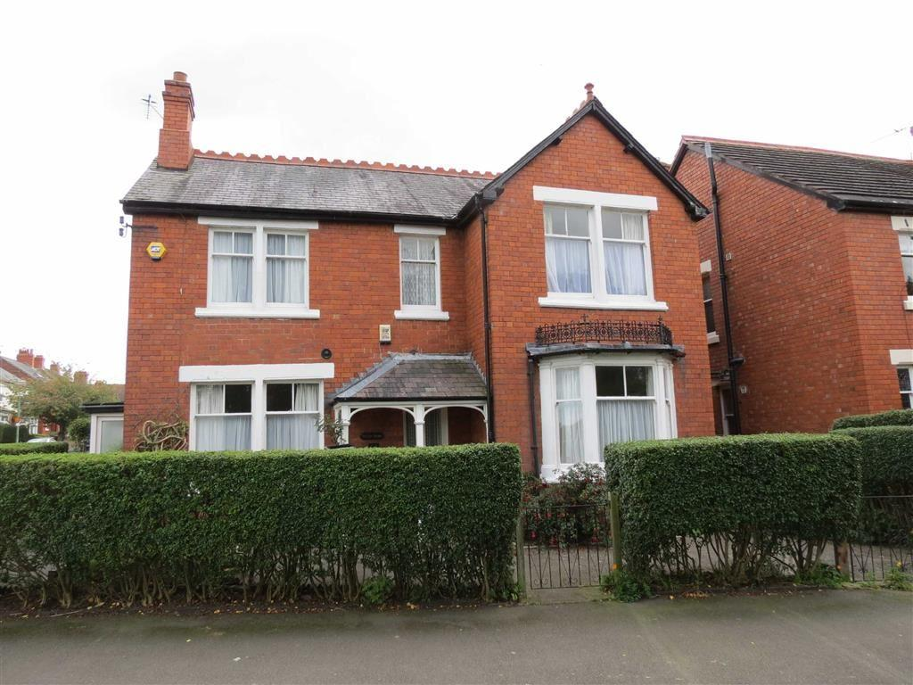 4 Bedrooms Detached House for sale in Underdale Road, Shrewsbury, Shropshire