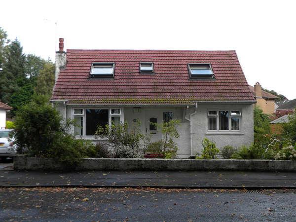 3 Bedrooms Detached Bungalow for sale in 19 Braemar Road, Inchinnan, Renfrew, PA4 9QB