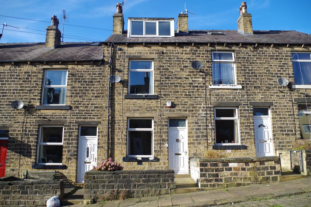 3 Bedrooms Terraced House for sale in Cleveland Avenue, Siddal, Halifax HX3