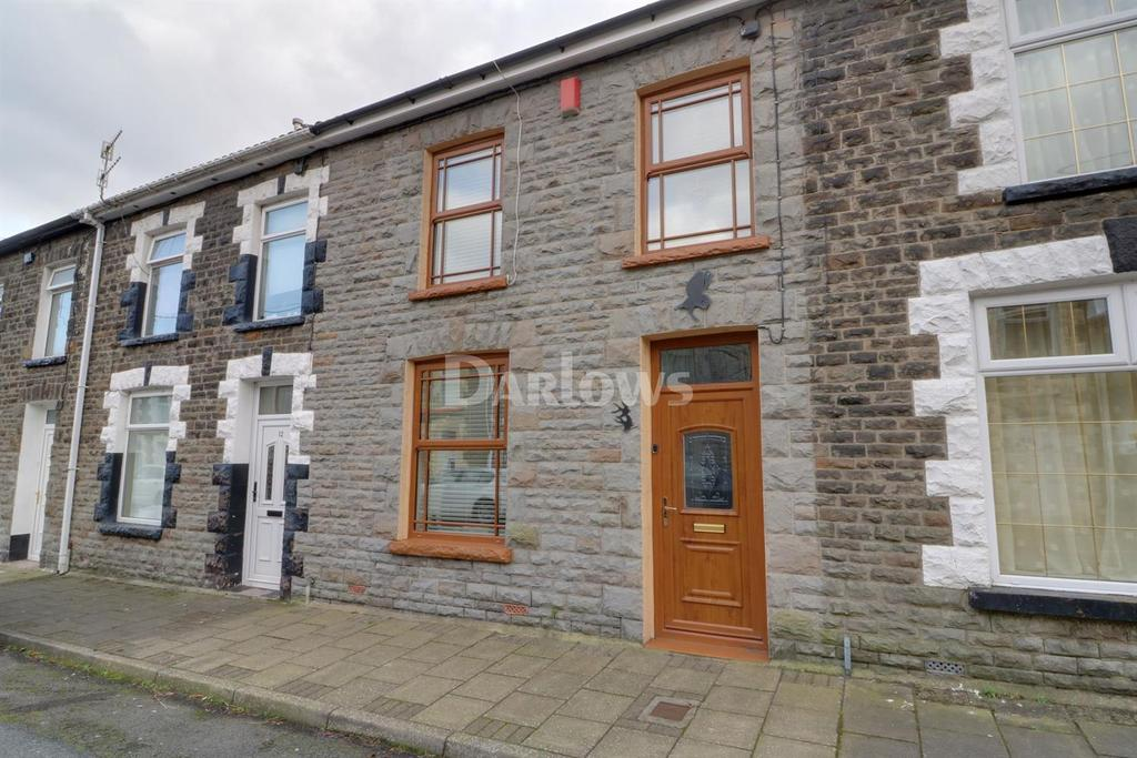 3 Bedrooms Terraced House for sale in Lloyd Street, Gelli