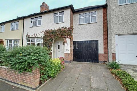 4 bedroom semi-detached house for sale - Plantation Avenue, Aylestone, Leicester