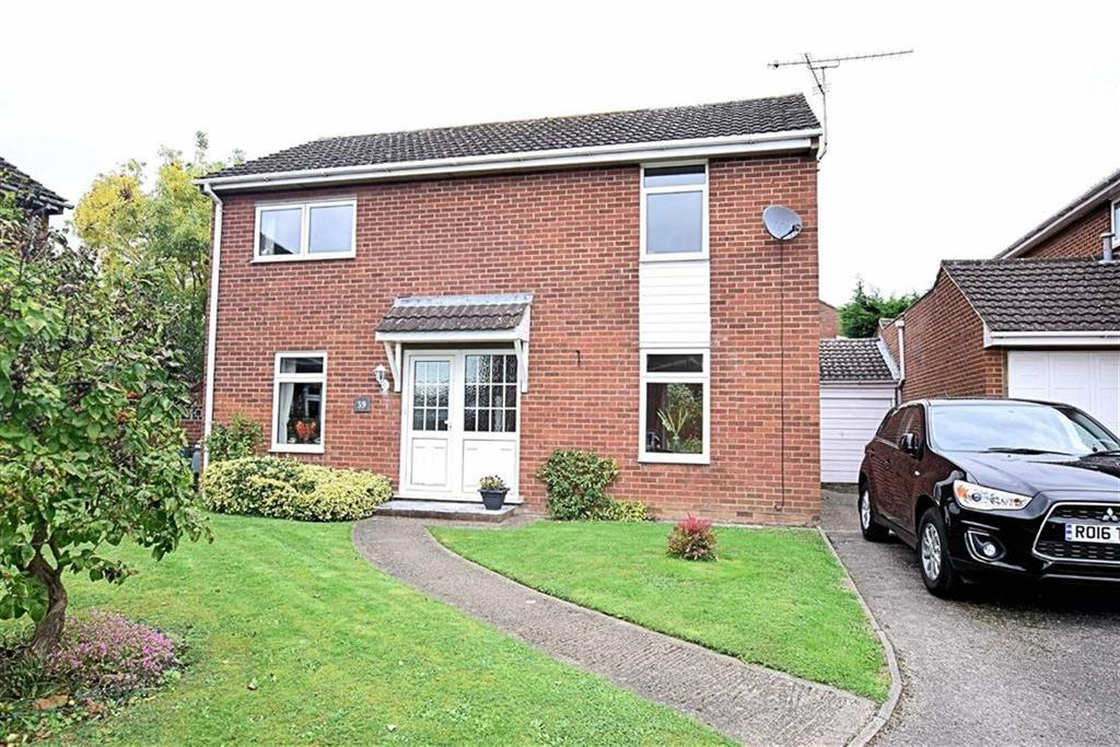 4 Bedrooms Detached House for sale in Hurst Park Road, Twyford, Reading