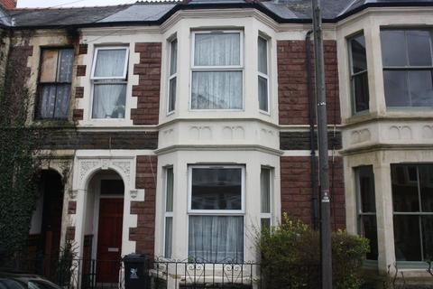 5 bedroom house share to rent - Angus Street, Roath