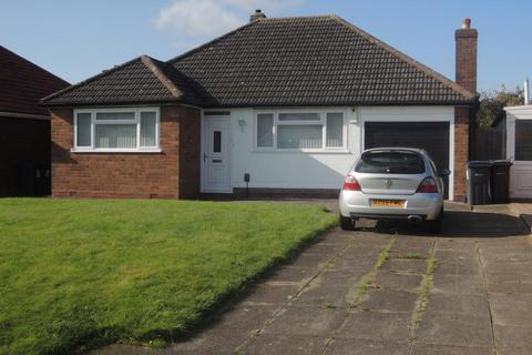 2 bedroom detached bungalow to rent - Allendale Road, Walmley, B76 1NL