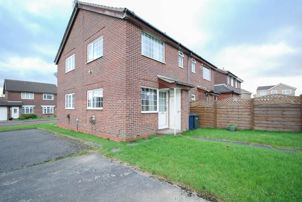 1 Bedroom Semi Detached House for sale in Slaley Close, Wardley