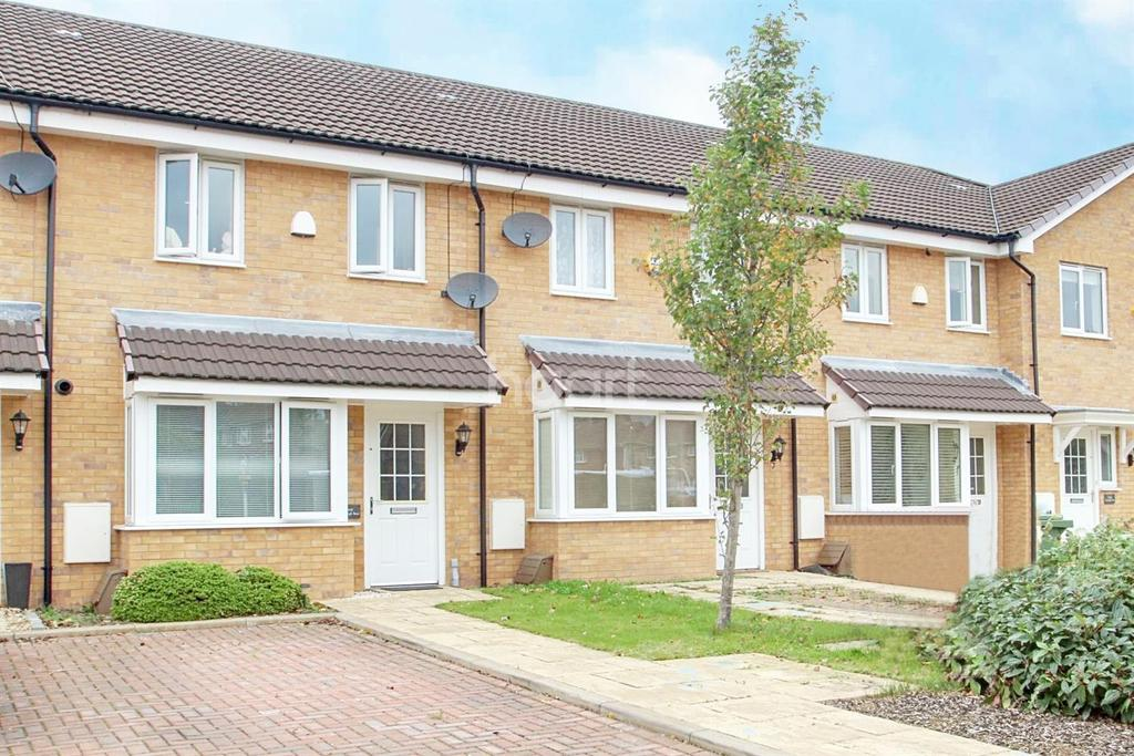 3 Bedrooms Terraced House for sale in Fernleigh Row
