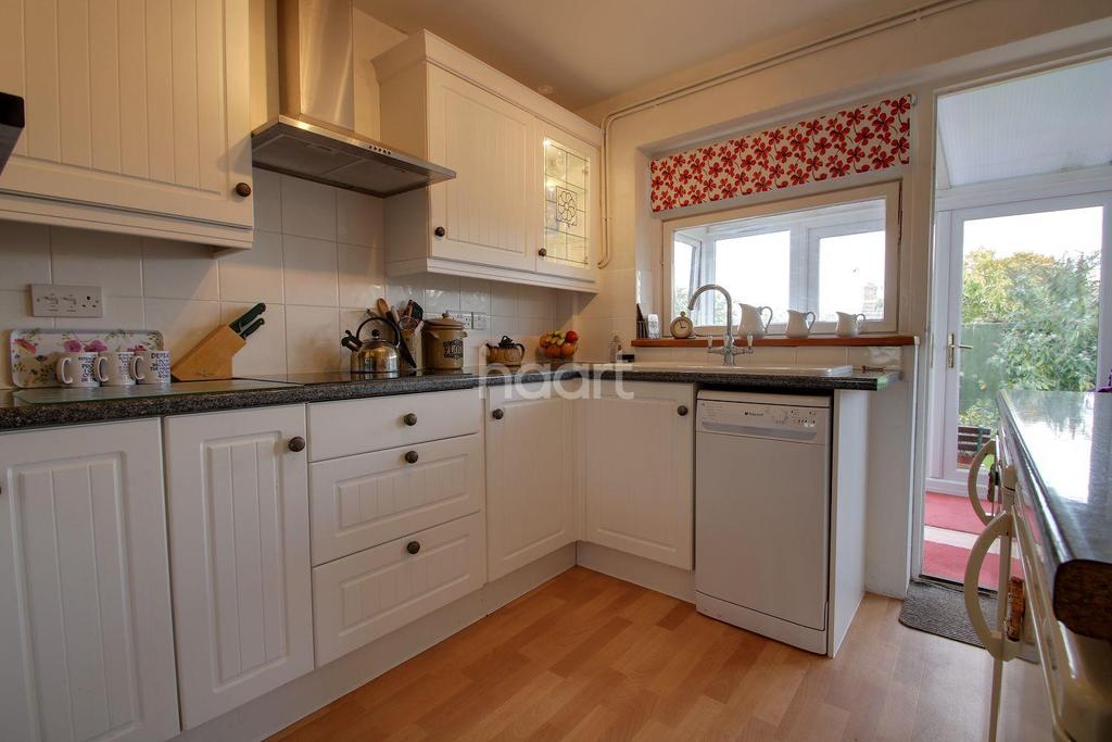 2 Bedrooms Bungalow for sale in Majors Close, Chedburgh