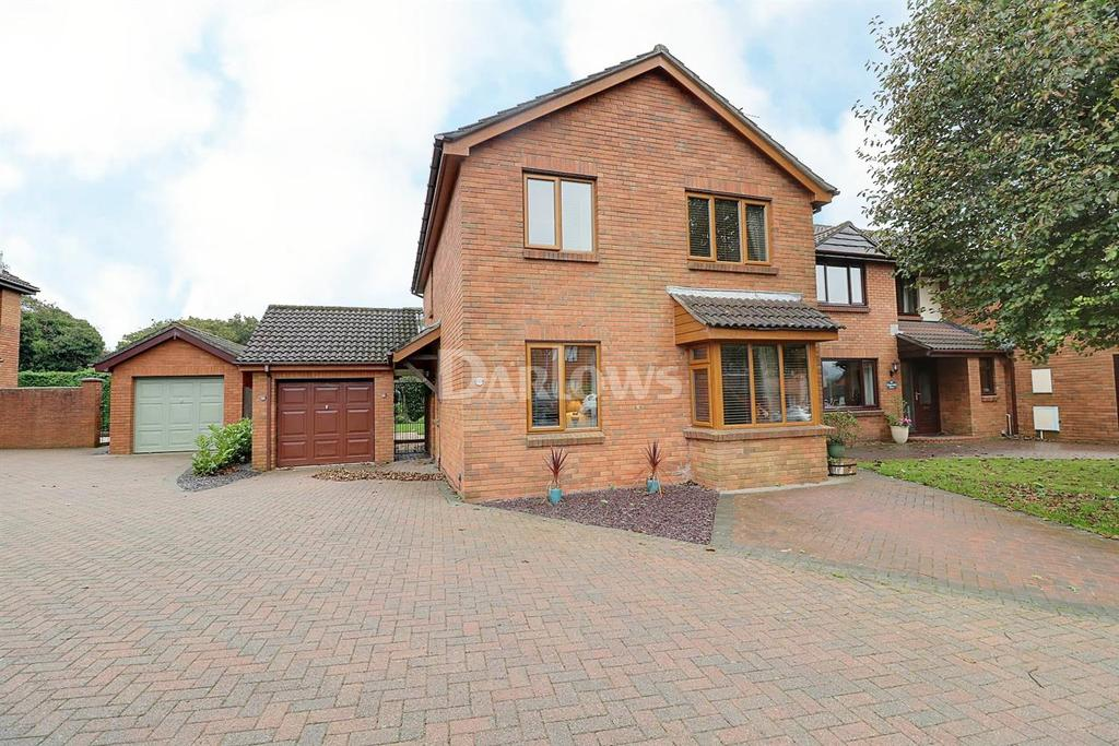 4 Bedrooms Detached House for sale in Copperfield Drive, Thornhill, Cardiff, CF14