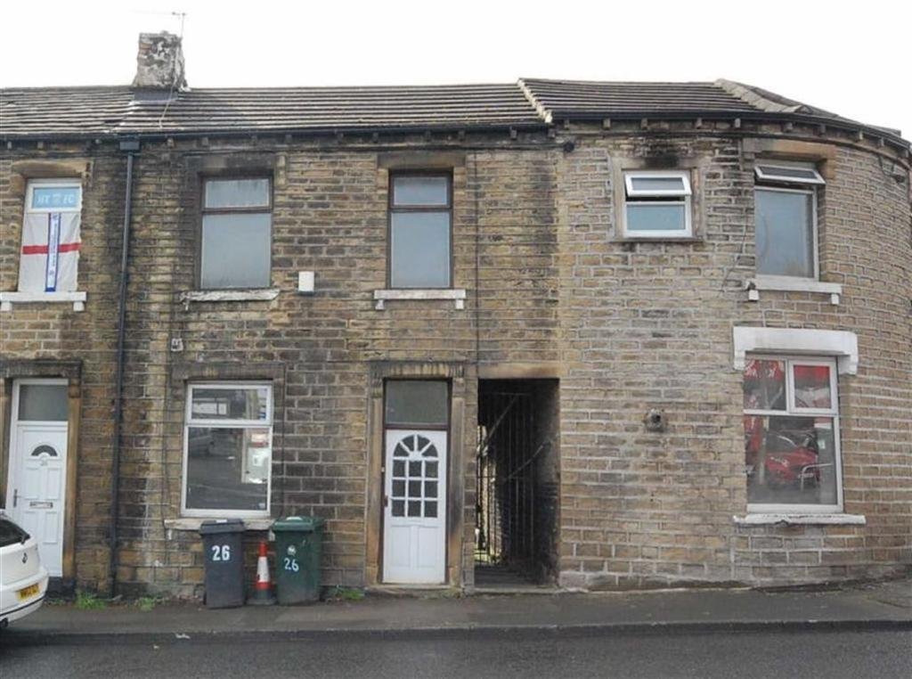 2 Bedrooms Terraced House for sale in The Triangle, Paddock, Huddersfield, HD1