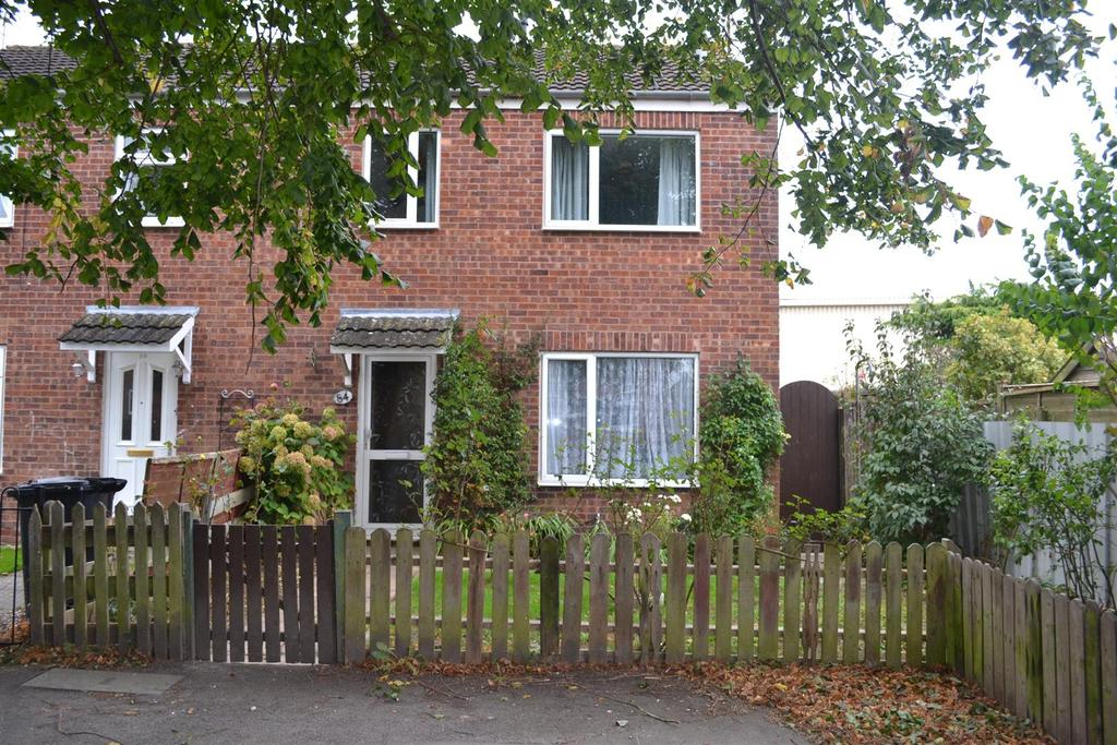 3 Bedrooms End Of Terrace House for sale in Cheaton Close, Leominster