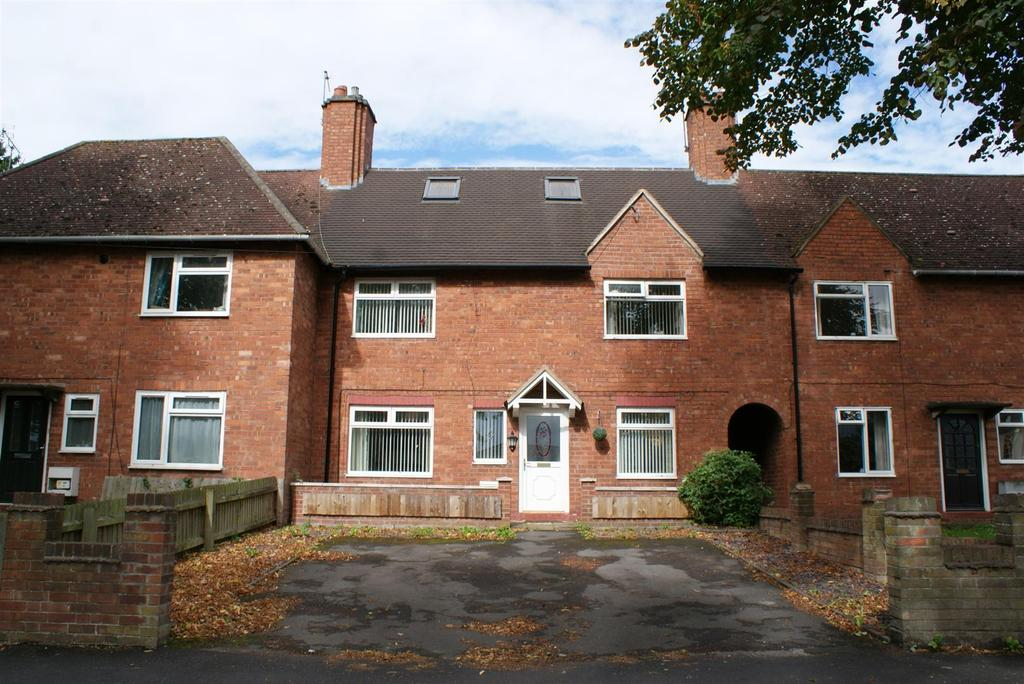 4 Bedrooms Terraced House for sale in Leicester Street, Leamington Spa