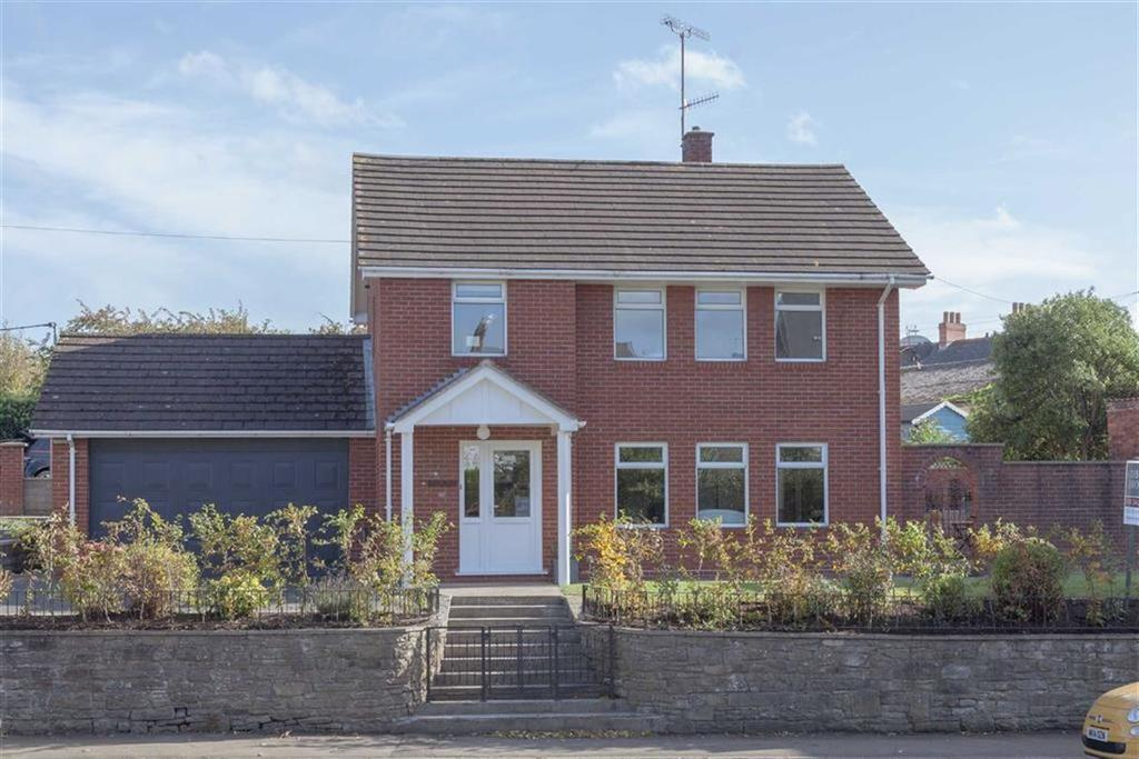 4 Bedrooms Detached House for sale in Merthyr Road, ABERGAVENNY, Abergavenny, Monmouthshire