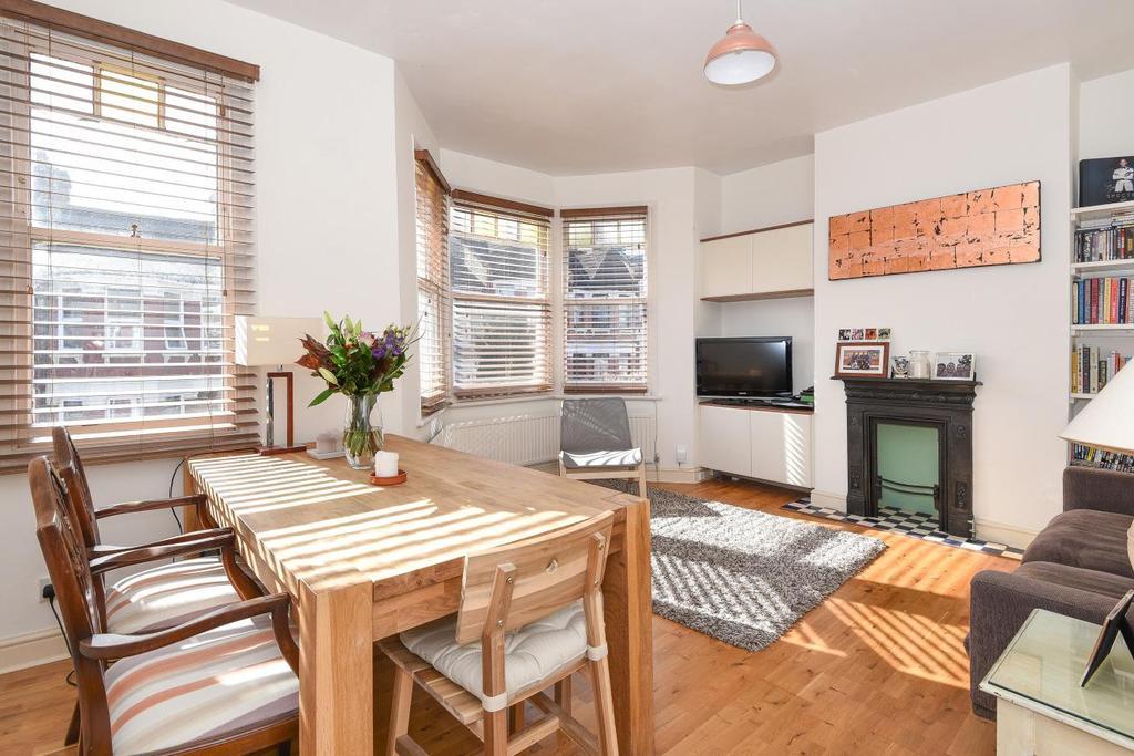 2 Bedrooms Flat for sale in Allison Road, Harringay