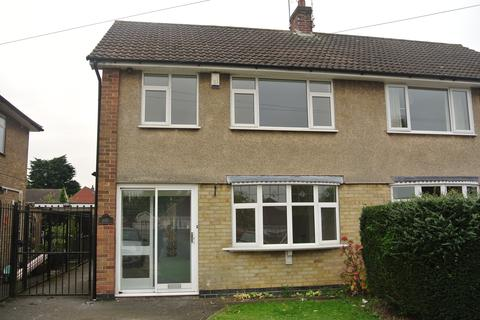 3 bedroom semi-detached house for sale - Dominin Road, Leicester LE3