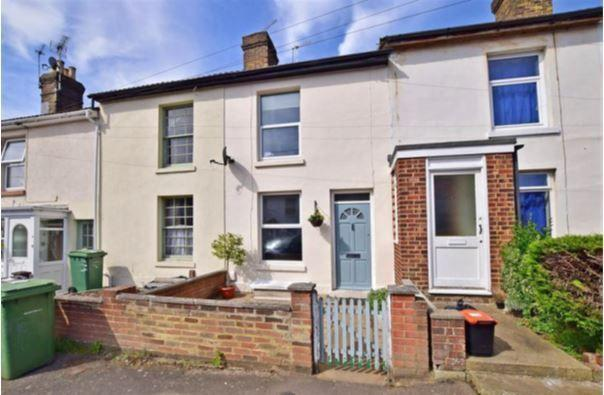 2 Bedrooms Terraced House for sale in St Georges Square, Maidstone ME16