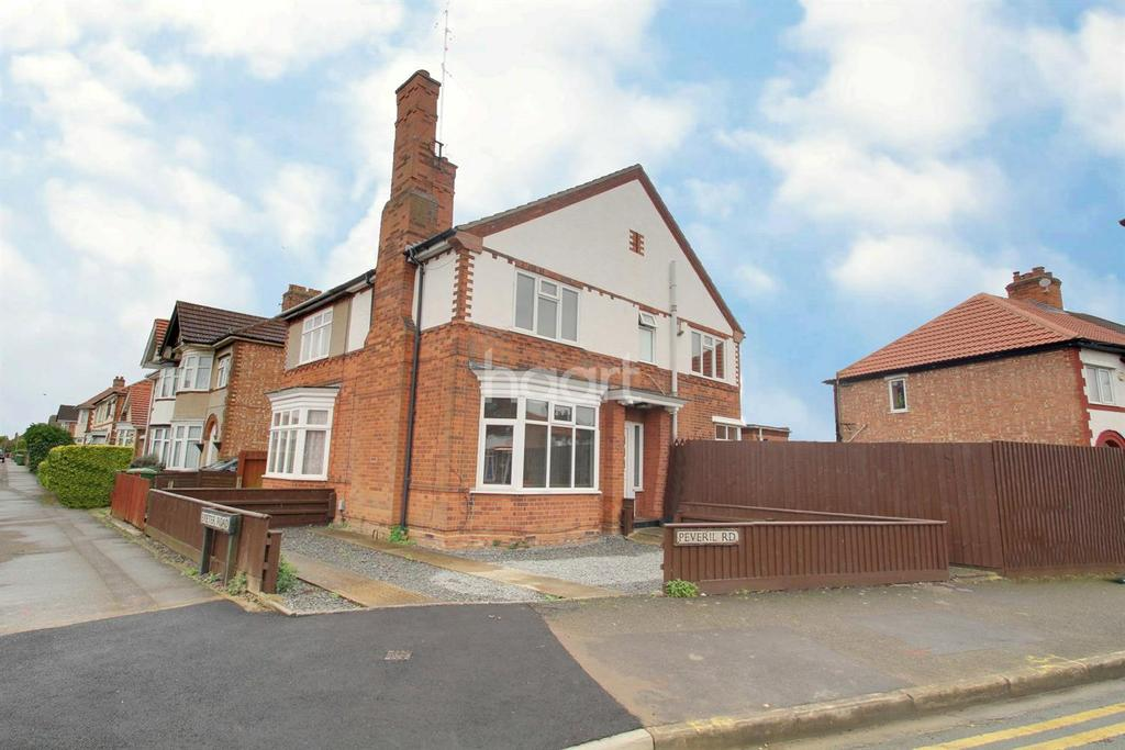 2 Bedrooms Semi Detached House for sale in Peveril Road, Peterborough