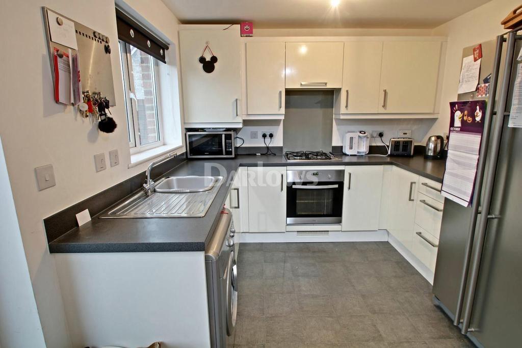 3 Bedrooms End Of Terrace House for sale in Heol Gruffydd, Rhydyfelin