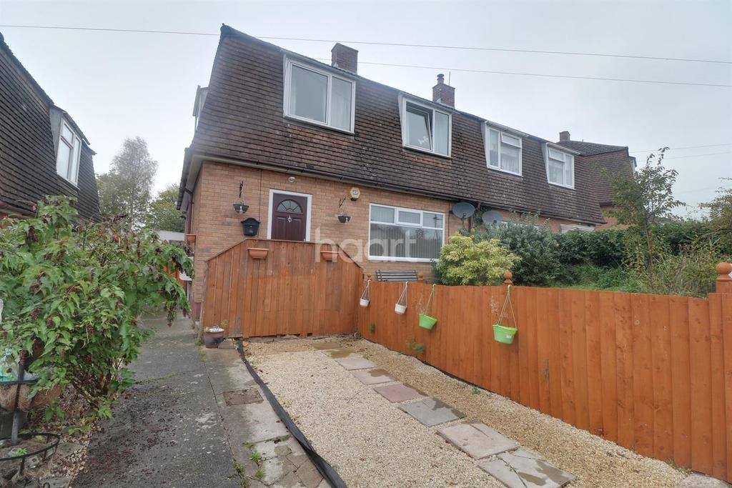 3 Bedrooms Semi Detached House for sale in Abergavenny, Monmouthshire