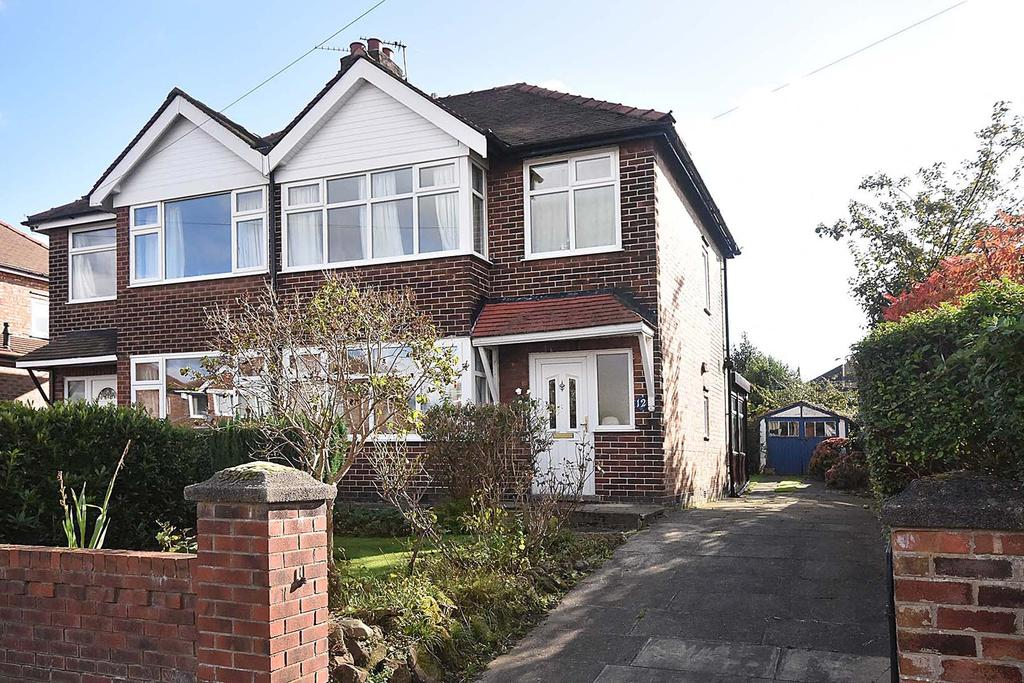 3 Bedrooms Semi Detached House for sale in Greenfields Avenue, Appleton