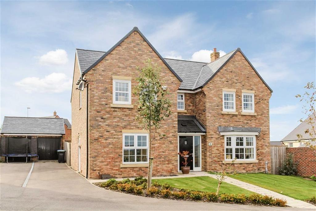 4 Bedrooms Detached House for sale in Hollinside, Barnard Castle, County Durham