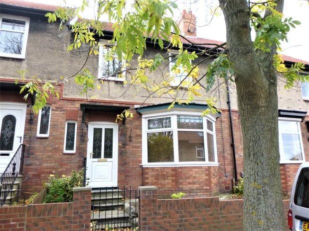 3 Bedrooms Terraced House for sale in WELDON AVENUE, GRANGETOWN, SUNDERLAND SOUTH