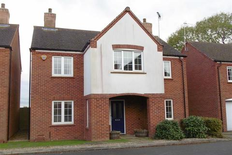4 bedroom detached house to rent - The Cedars, Bushby, Leics