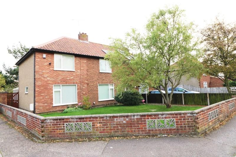 4 Bedrooms Semi Detached House for sale in Rushmore Road, Norwich