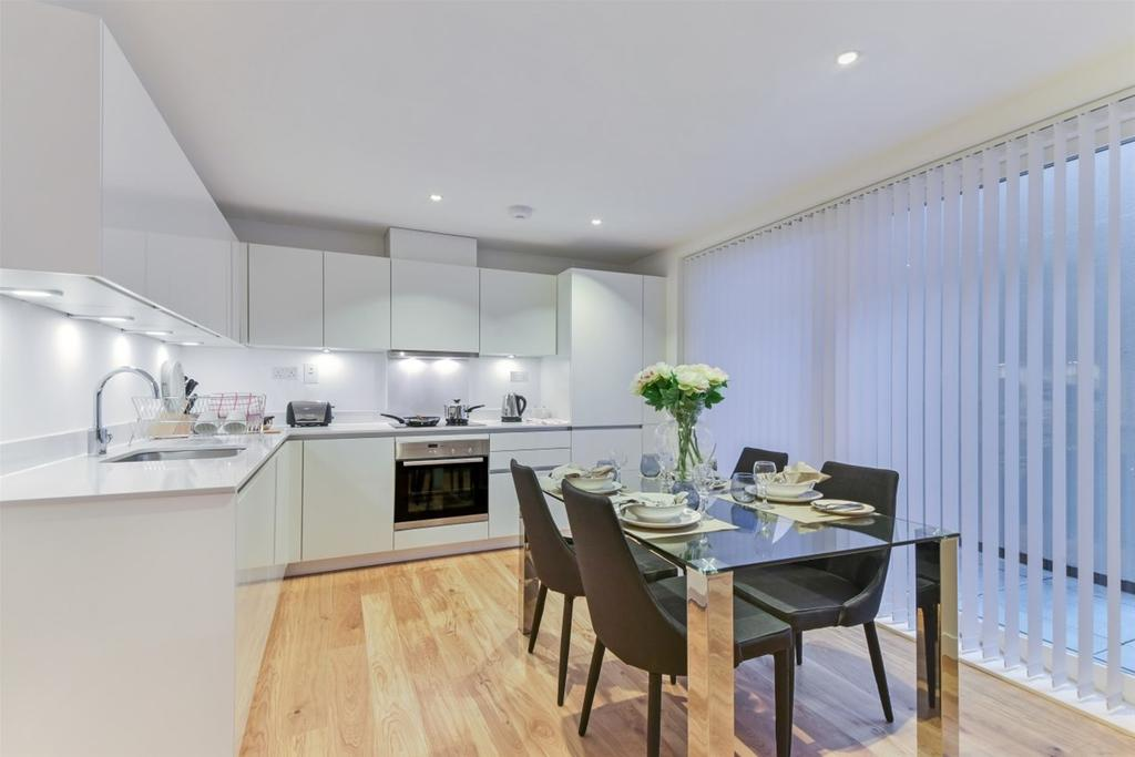 1 Bedroom Flat for rent in ST PANCRAS PLACE, KINGS CROSS WC1X
