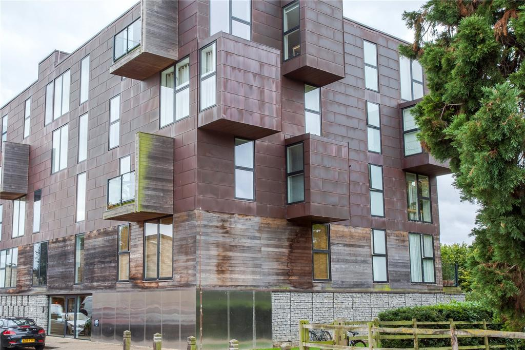 1 Bedroom Flat for sale in The Steel Building, Kingfisher Way, Cambridge, CB2