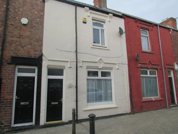 2 Bedrooms Terraced House for sale in ST OSWALDS STREET, RABY ROAD, HARTLEPOOL