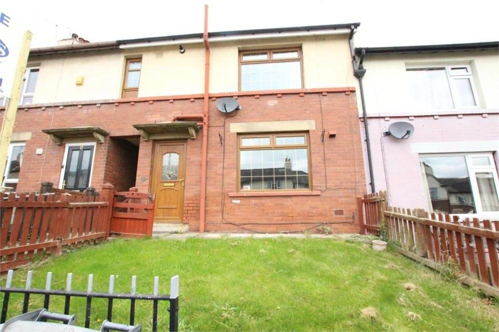3 Bedrooms Terraced House for sale in Anne Street, BATLEY, West Yorkshire