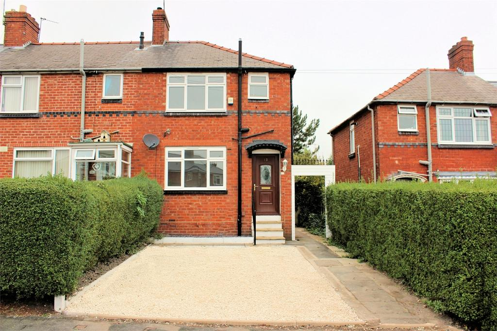 2 Bedrooms End Of Terrace House for sale in Summer Road, ROWLEY REGIS, West Midlands
