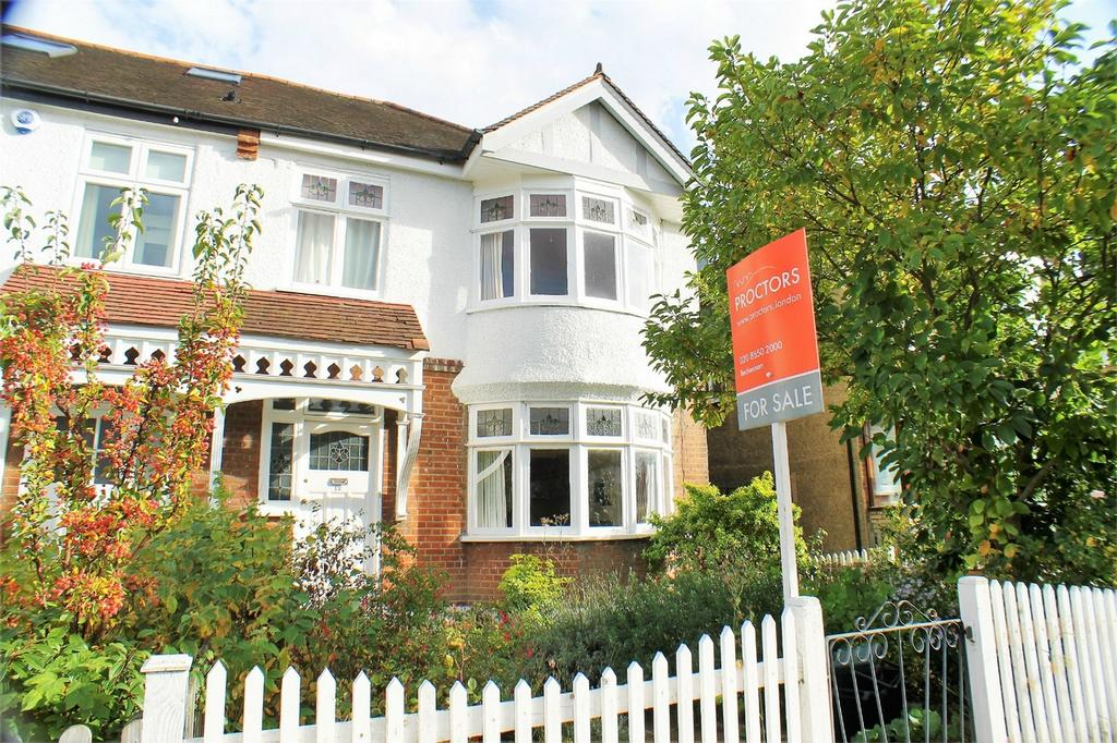 3 Bedrooms End Of Terrace House for sale in The Drive, Beckenham