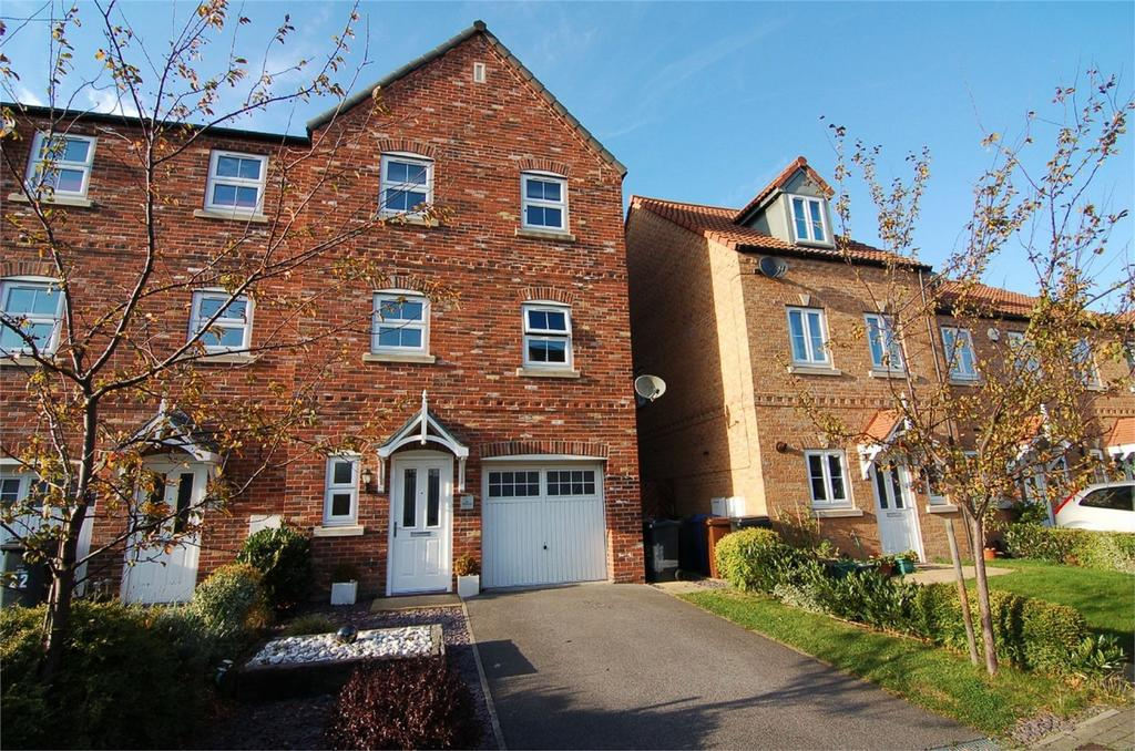 4 Bedrooms Semi Detached House for sale in Dovecote, Wombwell, BARNSLEY, South Yorkshire