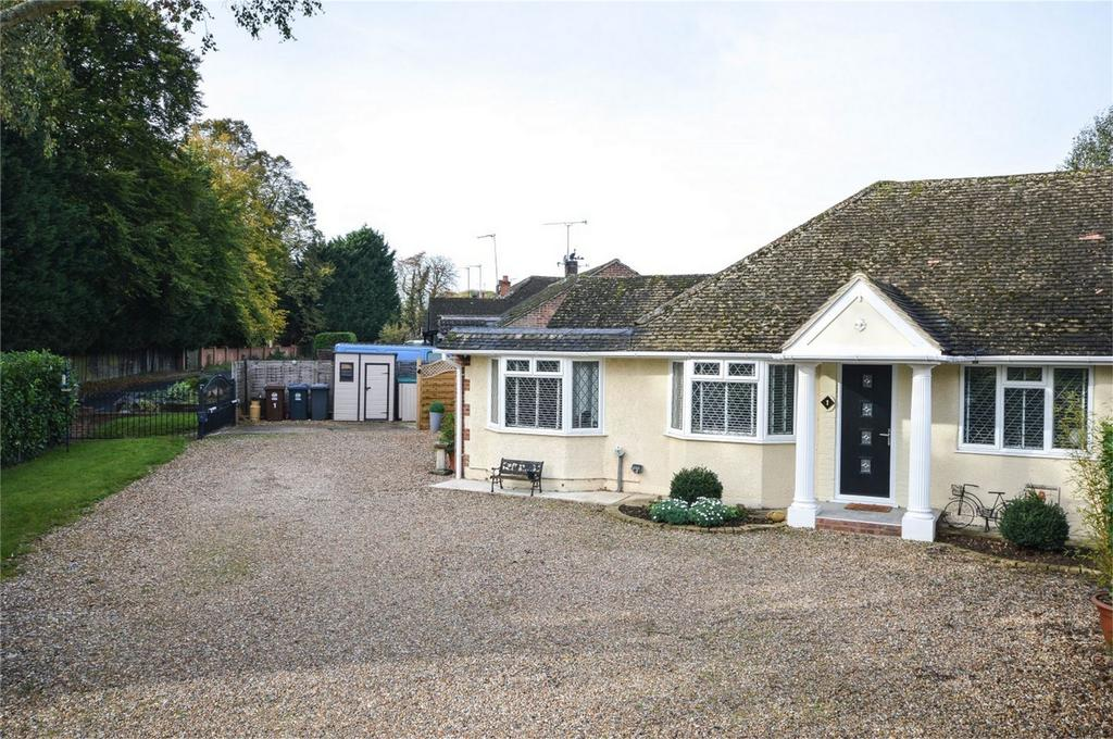 3 Bedrooms Semi Detached Bungalow for sale in Honeymeade, SAWBRIDGEWORTH, Hertfordshire