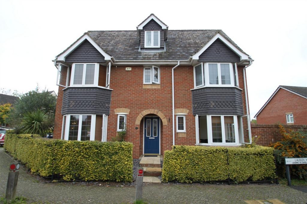 5 Bedrooms Detached House for sale in SOUTHAMPTON, Hampshire