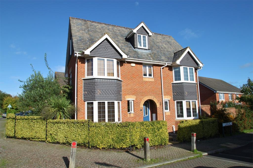 5 Bedrooms Detached House for sale in West Totton, Hampshire