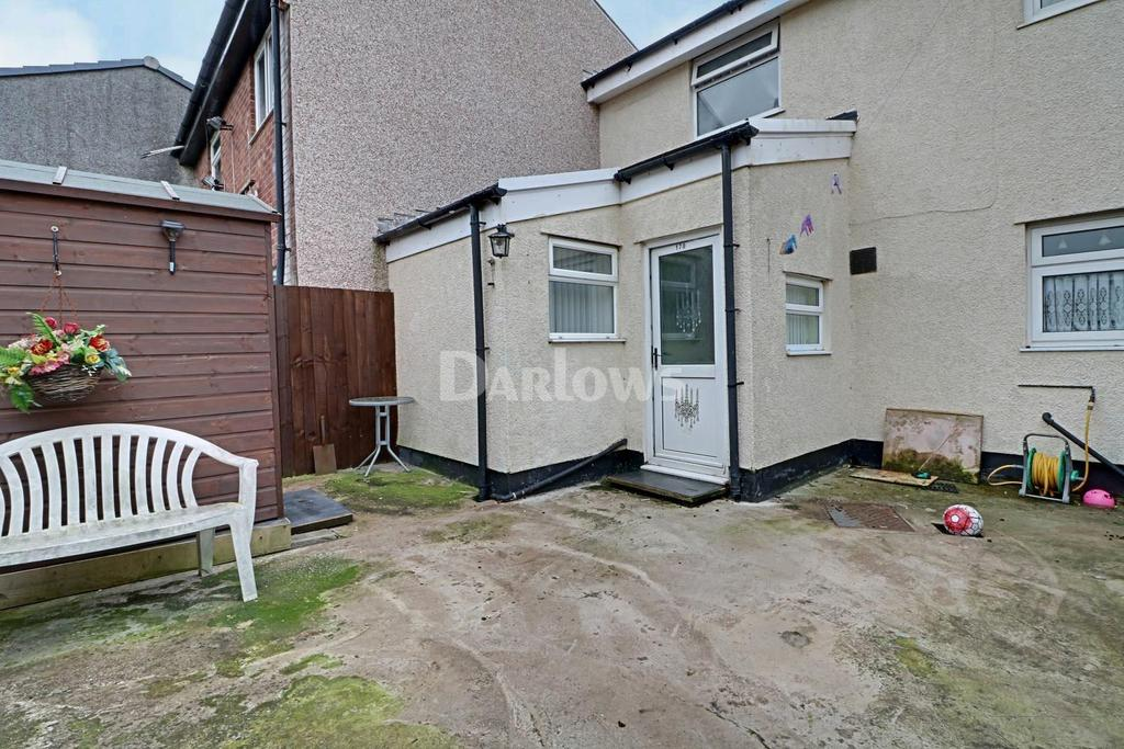 3 Bedrooms End Of Terrace House for sale in Bryngolau, Tonyrefail