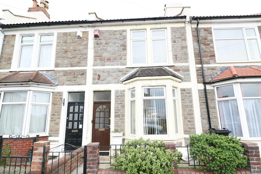 3 Bedrooms Terraced House for sale in Fishponds BS16 3NA Bristol