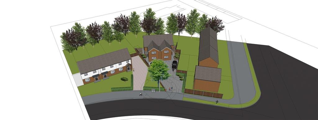 Land Commercial for sale in Hollybush Lane, Burghfield Common, Reading