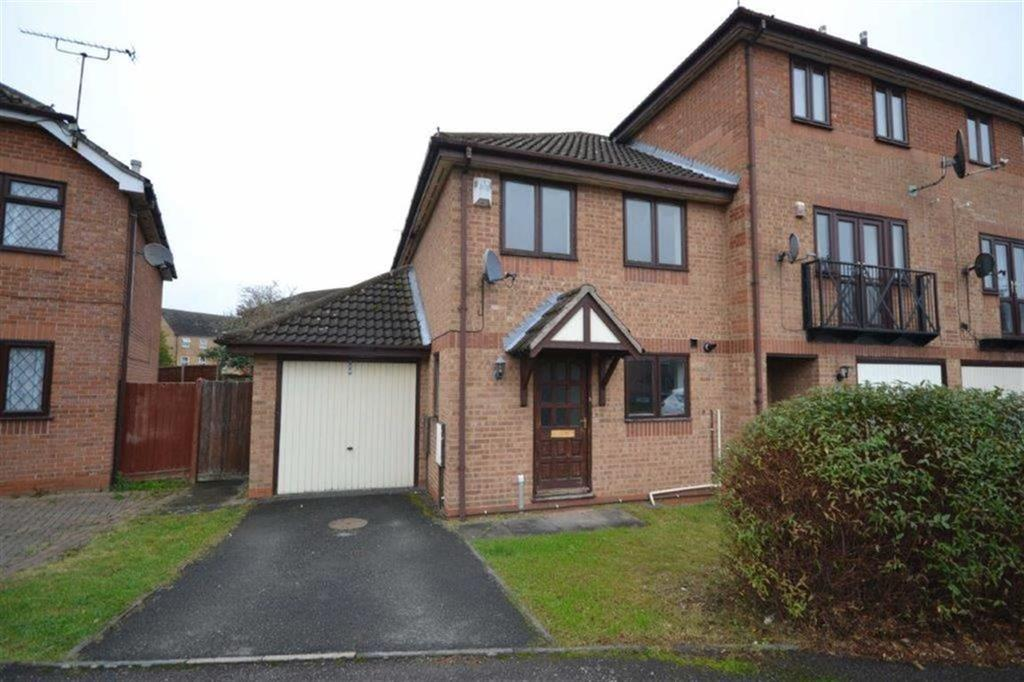 3 Bedrooms End Of Terrace House for sale in Kenilworth Drive, Weavers Green, Nuneaton