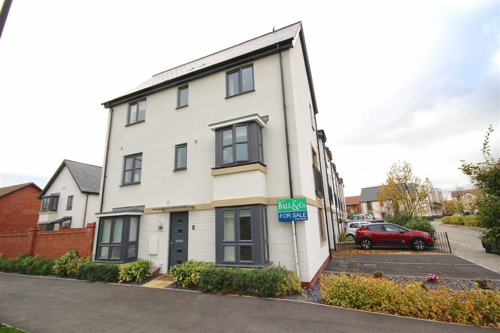 4 Bedrooms Link Detached House for sale in Prince Regent Avenue, Pittville, Cheltenham, GL50