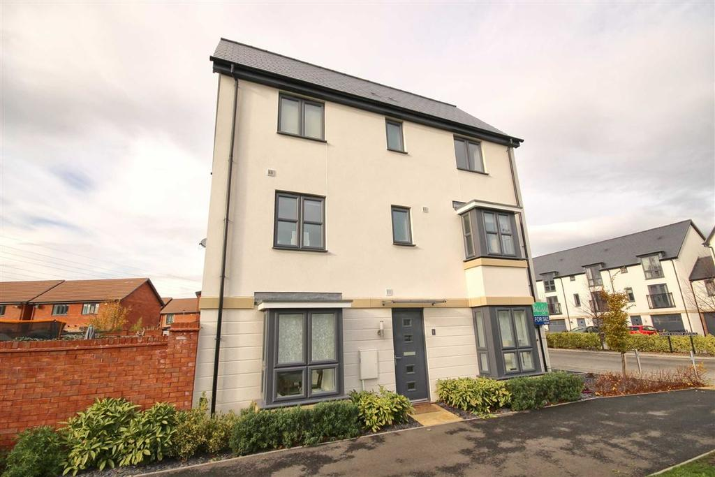 4 Bedrooms Link Detached House for sale in Prince Regent Avenue, Pittville, Cheltenham, GL50