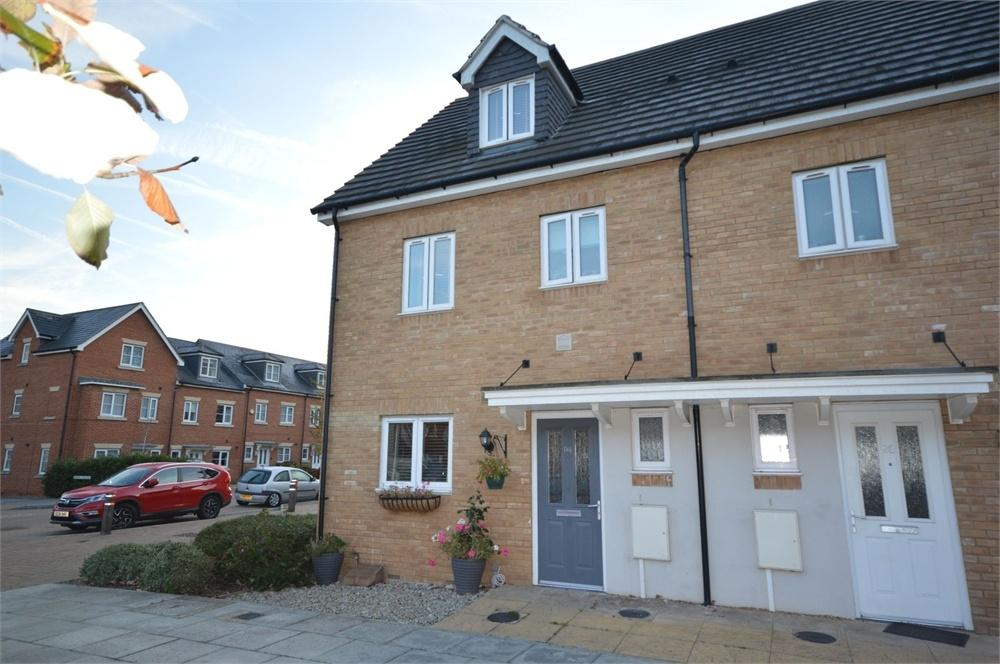 4 Bedrooms End Of Terrace House for sale in Sealand Drive, Medway Gate, Rochester