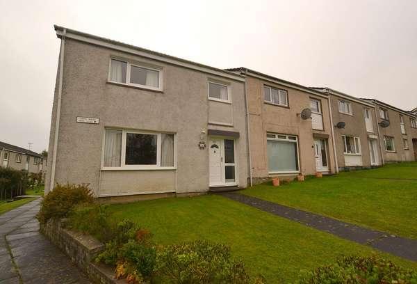 3 Bedrooms End Of Terrace House for sale in 29 Loch Naver, St Leonards, East Kilbride, G74 2DG