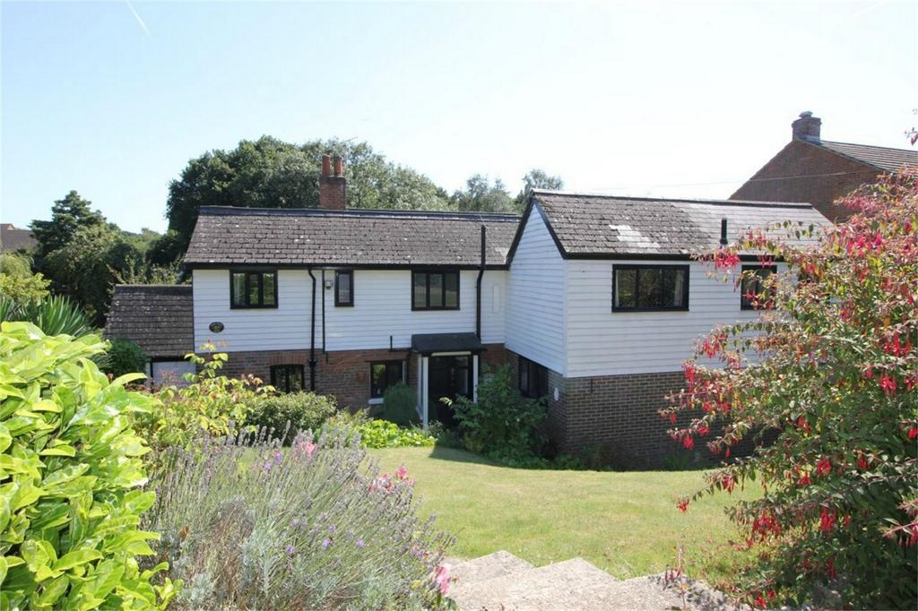 4 Bedrooms Detached House for sale in New Cut, WESTFIELD, East Sussex