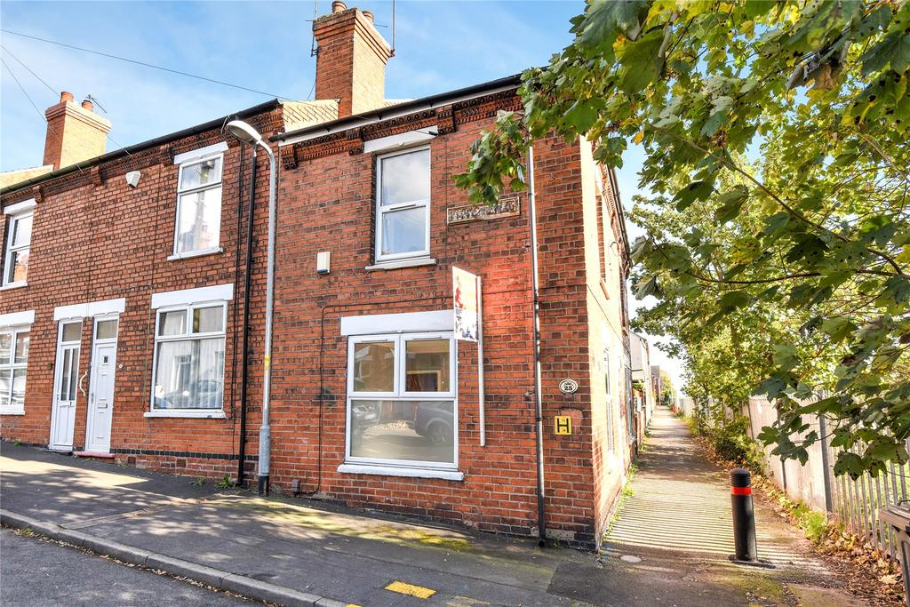 2 Bedrooms End Of Terrace House for sale in Kent Street, Lincoln, LN2