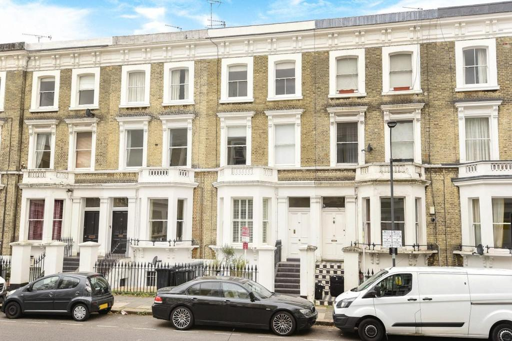 2 Bedrooms Flat for sale in Ongar Road, Fulham